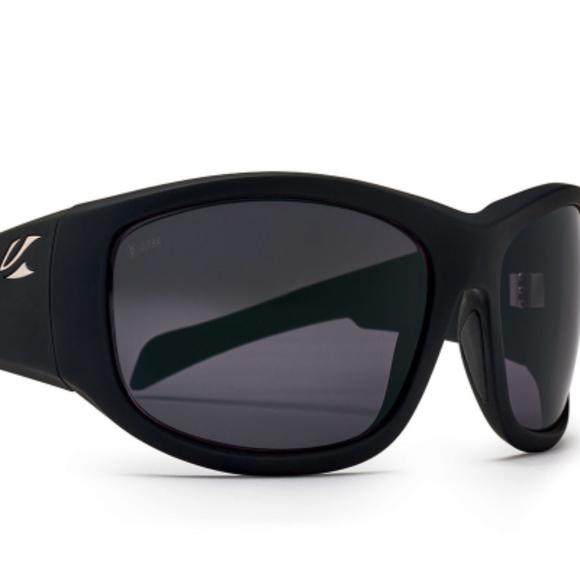 27ea1eae4c0a1 Kaenon Capitola Black Polarized Sunglasses
